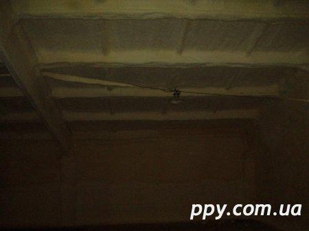 """Термоизоляция пенополиуретаном овощехранилища СВАТ """"САД УКРАИНА"""", винницкая область"""